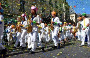 Осенний фольклорный фестиваль