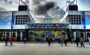 городской вокзал ренна