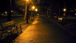 Отдых в парках