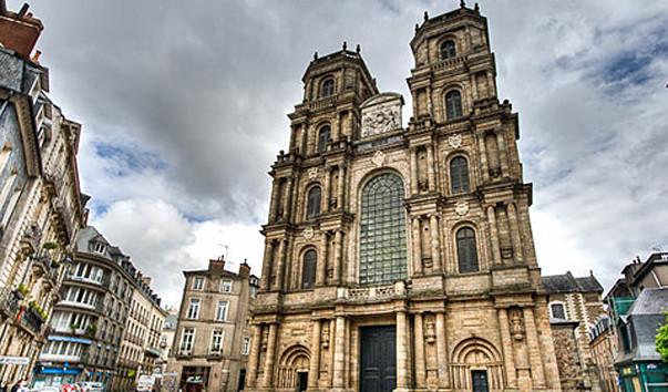 Церкви Ренна