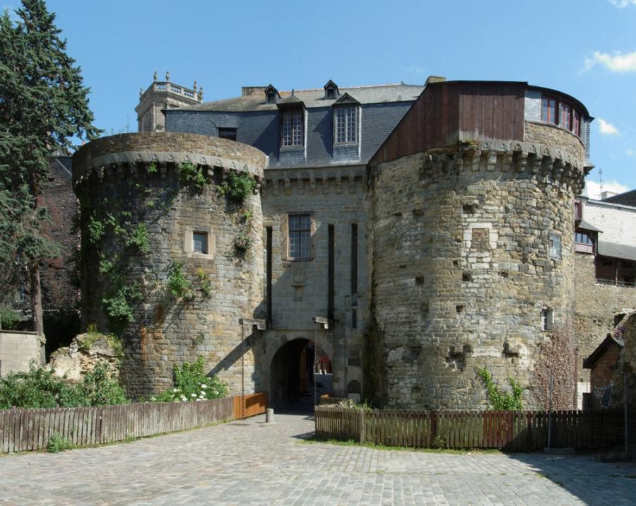Мордельские ворота
